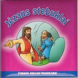 Jėzaus stebuklai