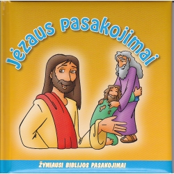 Jėzaus pasakojimai