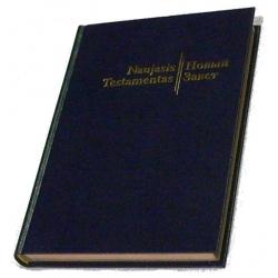 Naujasis Testamentas // Новый Завет