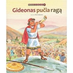 GIDEONAS PUČIA RAGĄ (įgarsinta knyga)