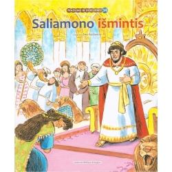 SALIAMONO IŠMINTIS (serija Mažiems ir dideliems)