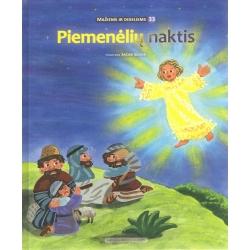 PIEMENĖLIŲ NAKTIS (įgarsinta knyga)