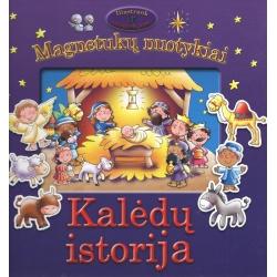 Kalėdų istorija. Magnetukų muotykiai