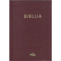 Biblija 11x15cm, Kanoninė