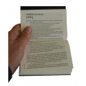 Naujasis Testamentas ir Patarlių knyga (8 x 12 cm)