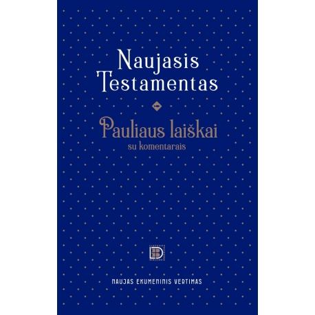 Pauliaus laiškai su komentarais, naujas ekumeninis vertimas